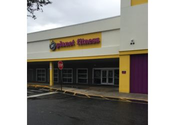 Tampa gym Planet Fitness