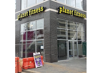 Washington gym Planet Fitness