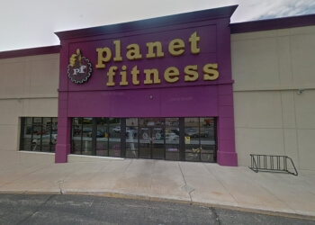 Wichita gym Planet Fitness