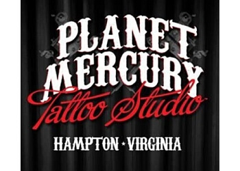 Hampton tattoo shop Planet Mercury Tattoo Studio LLC