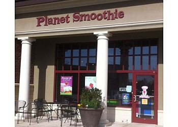 Cary juice bar Planet Smoothie