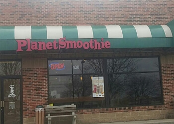 Dayton juice bar Planet Smoothie