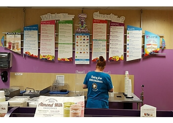 Hampton juice bar Planet Smoothie