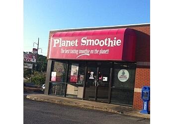 Little Rock juice bar Planet Smoothie