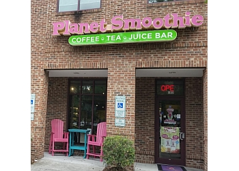 Wilmington juice bar Planet Smoothie