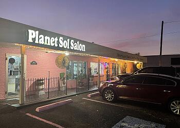 Corpus Christi hair salon Planet Sol Salon