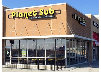 Kansas City sandwich shop Planet Sub