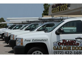PLANO OVERHEAD GARAGE DOOR