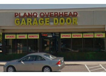 Richardson garage door repair Plano Overhead Garage Door