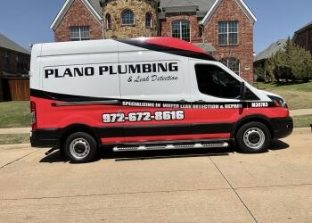 Plano plumber Plano Plumbing & Leak Detection