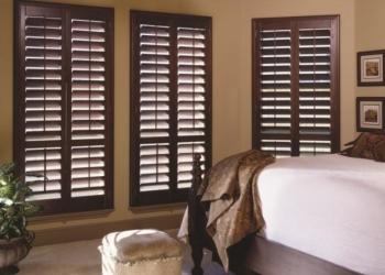 Augusta window treatment store Plantation Shutter Time