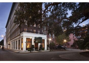 Savannah hotel Planters Inn
