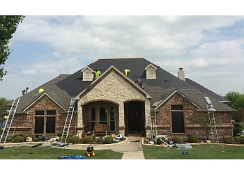 Arlington roofing contractor Platform Construction & Roofing