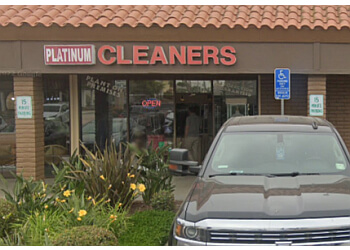 Fullerton dry cleaner Platinum Cleaners