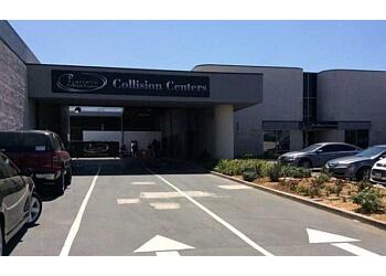 Corona auto body shop Platinum Collision Centers