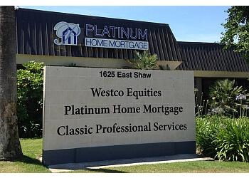 Fresno mortgage company Platinum Home Mortgage