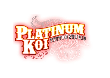 Huntsville tattoo shop Platinum Koi Tattoo Studio
