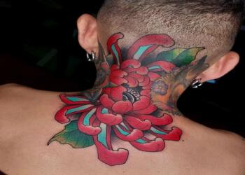 San Antonio tattoo shop Platinum Tattoos & Body Piercing