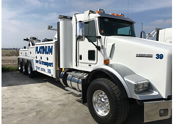 Thousand Oaks towing company Platinum Tow & Transport