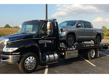 St Louis towing company Platinum Towing and Transport LLC