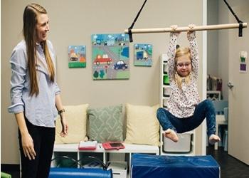 Kansas City occupational therapist Playabilities for Sensational Kids