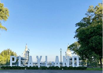 Yonkers amusement park Playland Park