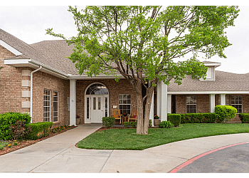 Amarillo assisted living facility Plum Creek Place