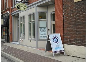 Cincinnati veterinary clinic Plum Street Pet Clinic