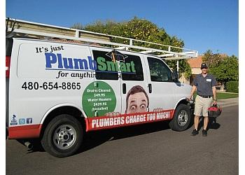 Mesa plumber PlumbSmart