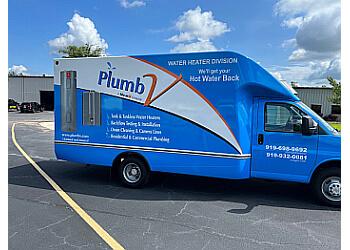 Durham plumber PlumbV