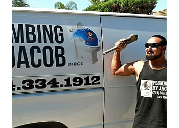 Garden Grove plumber Plumbing By Jacob