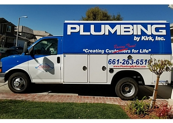 Plumbing By Kirk, Inc.