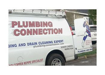 Fremont plumber Plumbing Connection, Inc.