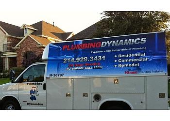 Carrollton plumber Plumbing Dynamics