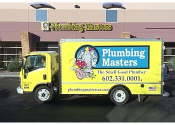 Peoria plumber Plumbing Masters, LLC