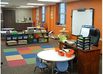 Wichita preschool Plymouth Preschool Learning Center