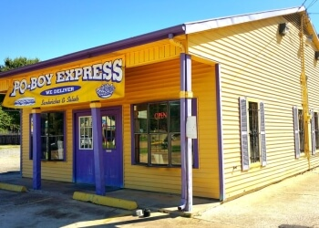 Shreveport sandwich shop Po-Boy Express