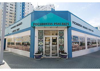 Virginia Beach american cuisine Pocahontas Pancakes