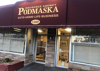 Providence insurance agent Podmaska Insurance Agency Inc