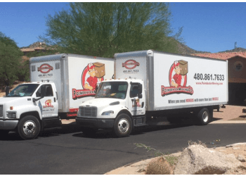 Tempe moving company Poindexter Moving