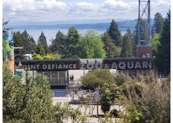 Tacoma places to see Point Defiance Zoo & Aquarium