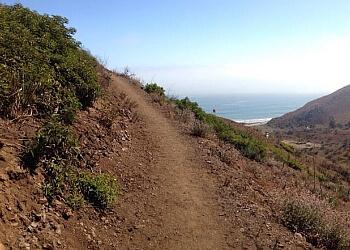 Oxnard hiking trail Point Mugu State Park Trail