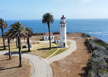 Torrance landmark Point Vicente Lighthouse