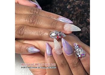 Tempe nail salon Polish Me Pretty Nail Bar