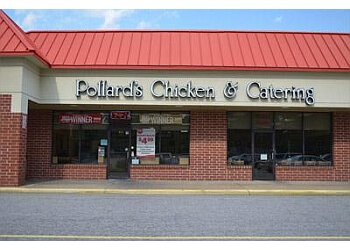 Chesapeake caterer Pollard's Chicken and Catering