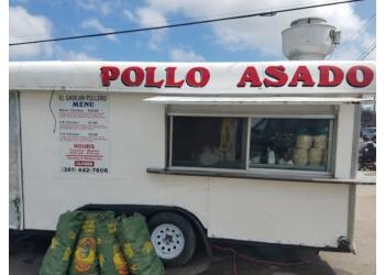 Corpus Christi food truck Pollo Asado El Gavilan Pollero
