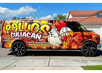 North Las Vegas food truck Pollos culiacan