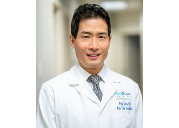 Salem pain management doctor Poly Chen, MD
