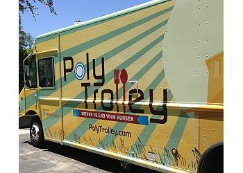 Pomona food truck Poly Trolley