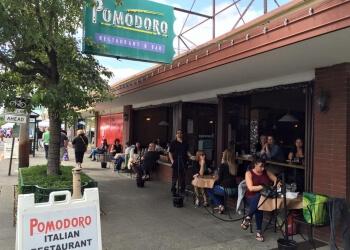 Tacoma italian restaurant Pomodoro Restaurant & Bar